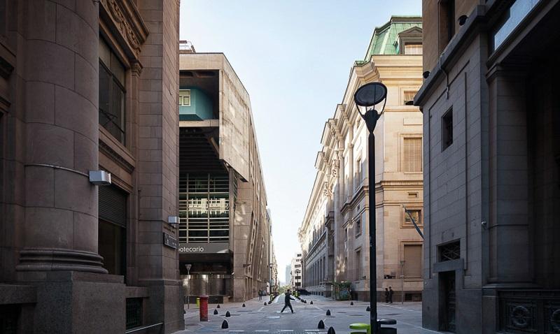 ClorindoTesta, Banco de Londres y América del Sur