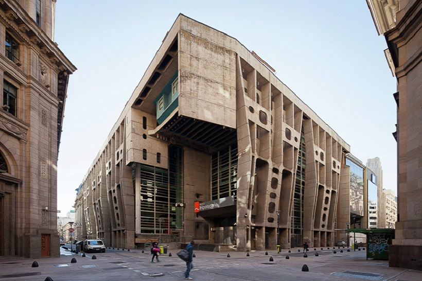 ClorindoTesta, Banco de Londres, tecnne ©Federico Cairoli