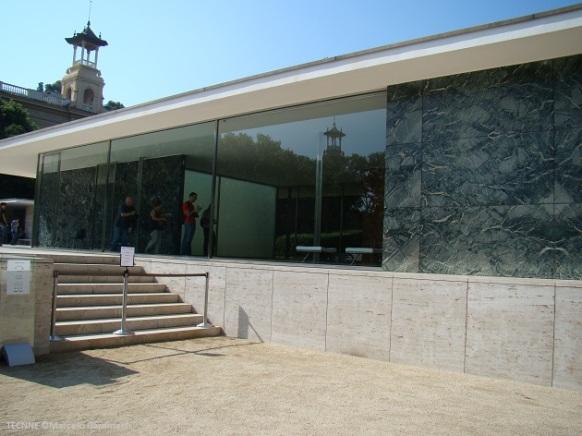 Pabellón de Barcelona 2009 ©Marcelo Gardinetti