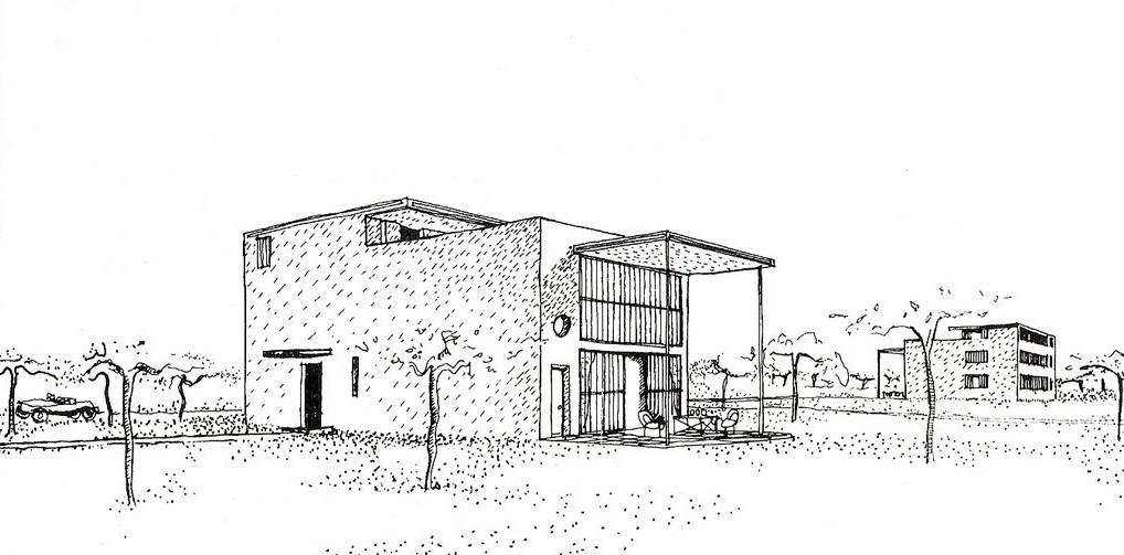 Le Corbusier, Casa citrohan