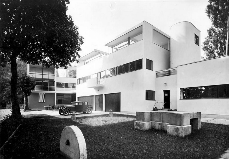 Le Corbusier, Villa Church