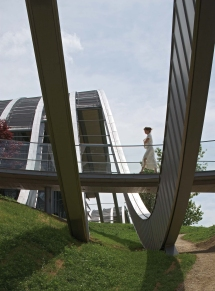 Centro Paul Klee. Foto ©Michel Denancé