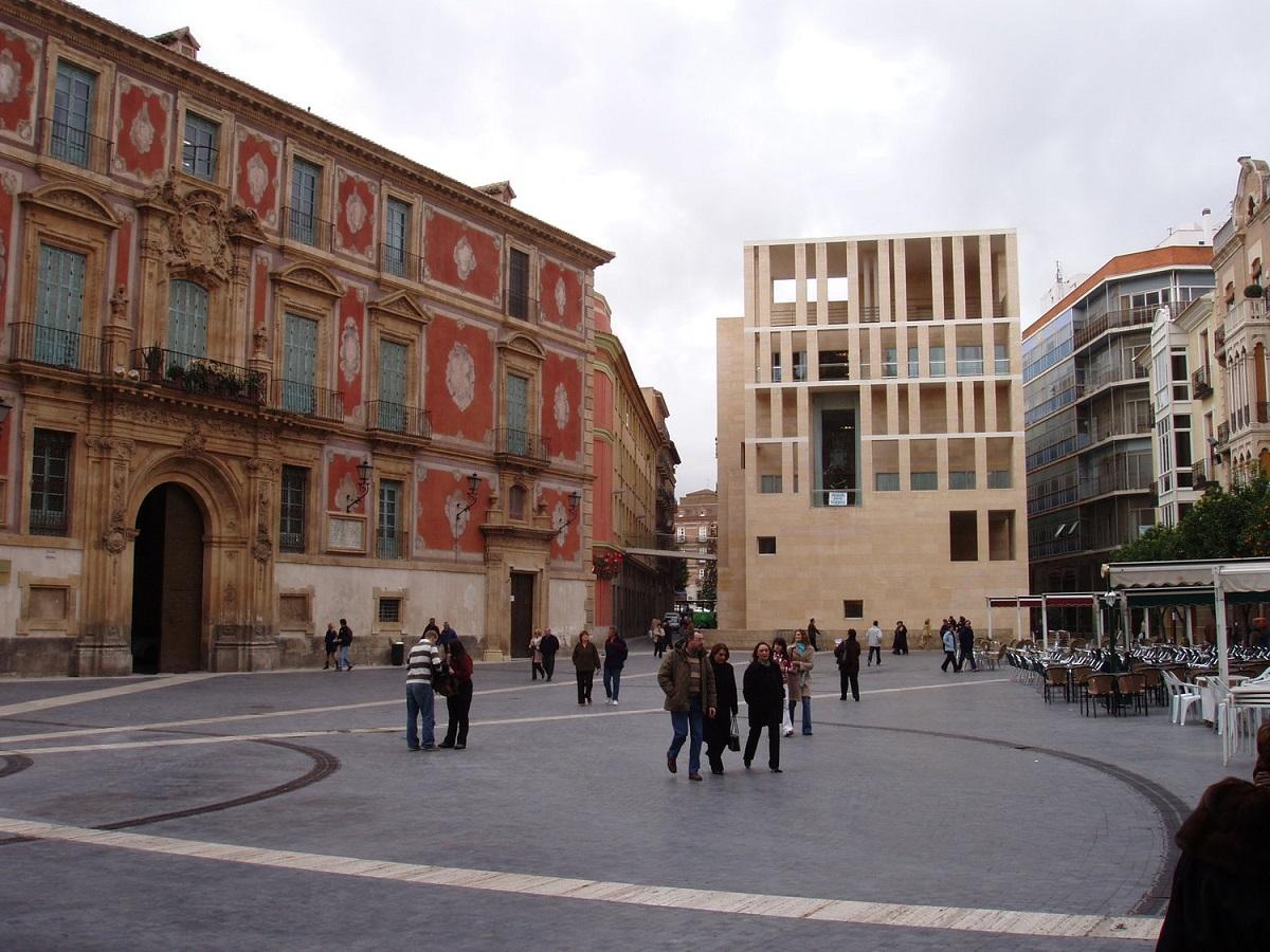 Rafael Moneo, Ayuntamiento de Murcia
