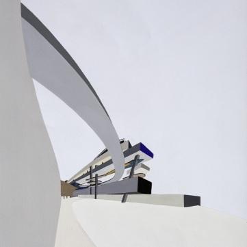 The Peak ©Zaha Hadid Architects