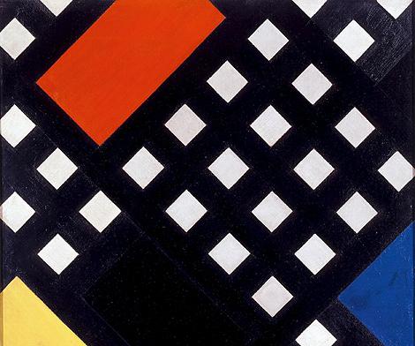 Van Doesburg, composición xv