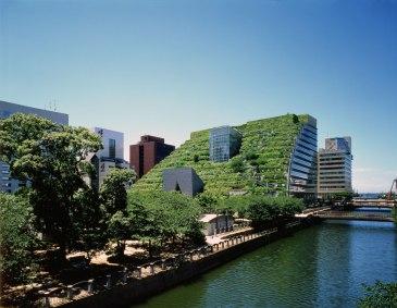 ACROS Fukuoka ©Hiromi Watanabe