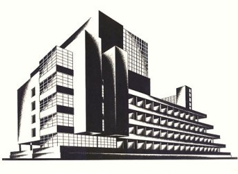 Iakov Chernikhov, Construction of Architectural and Machine Forms