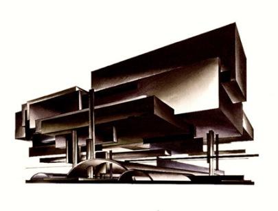 Iakov Chernikhov, Fundamentals of Modern Architecture