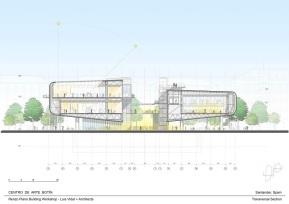 ©Renzo Piano Building Workshop + Luis Vidal Architects