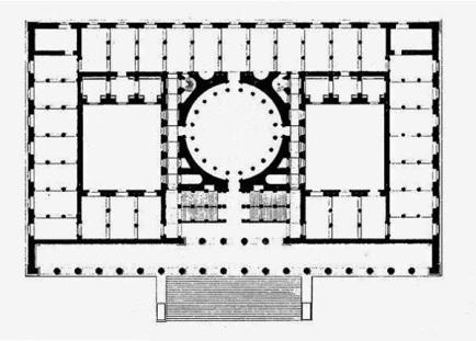 Altes Museum, Karl Friedrich Schinkel, 1928