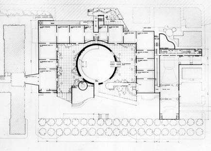 Neue Staatsgalerie Stuttgart, James Stirling 1977