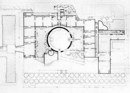 Neue Staatsgalerie Stuttgart, James Stirling 1977