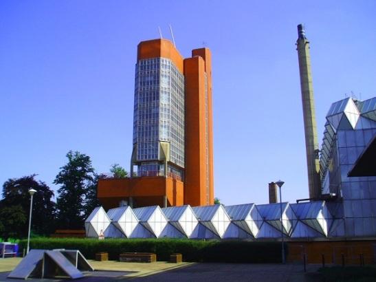 Laboratorio de Ingeniería, Universidad de Leicester © Steve Cadman