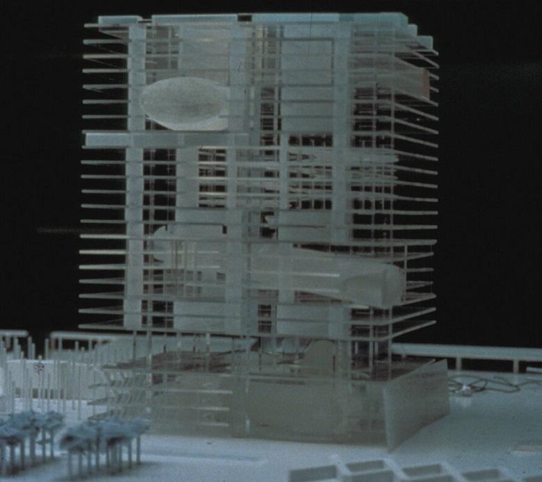 Koolhaas y la ausencia de edificio