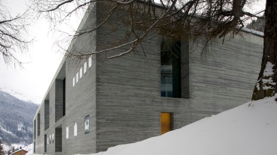 Peter Zumthor, Thermes of Vals,