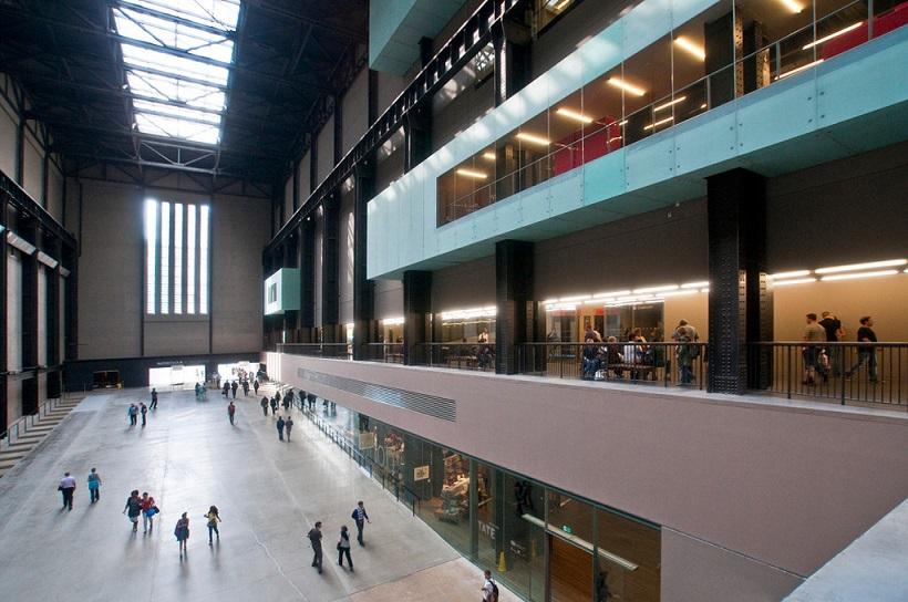 Herzog y de Meuron, Tate Modern ©Darrell Godlimen