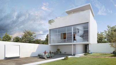Le Corbusier, Casa Julian Matínez, ©Dionisio Gonzalez