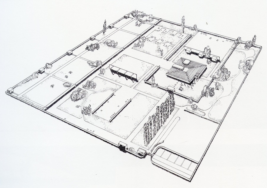Le Corbusier, Museo de crecimiento ilimitado