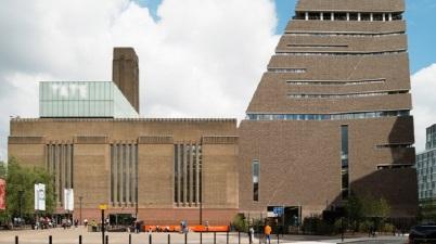 Herzog y de Meuron, Tate Modern,