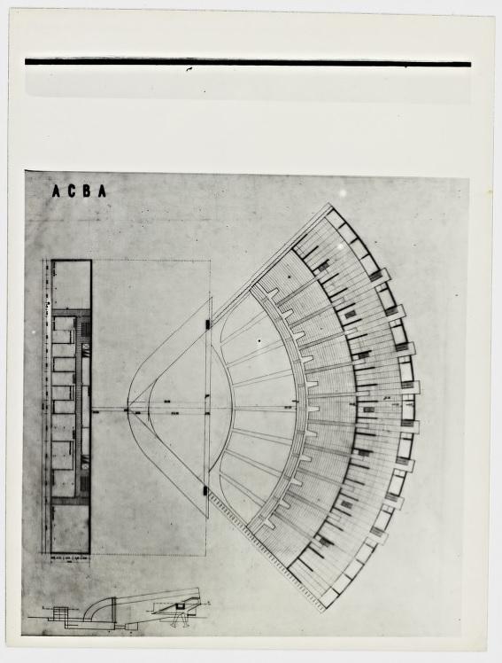 Eduardo Catalano, Auditorium Ciudad de Buenos Aires 1947