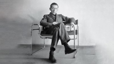 Marcel Breuer, Bauhaus Dessau