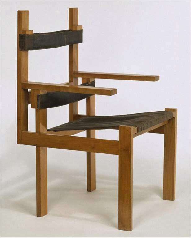 Marcel Breuer Chair TT1a, 1922, tecnne