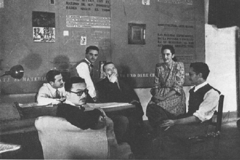 Marcel Breuer en Buenos Aires, estudio de Catalano y Coire