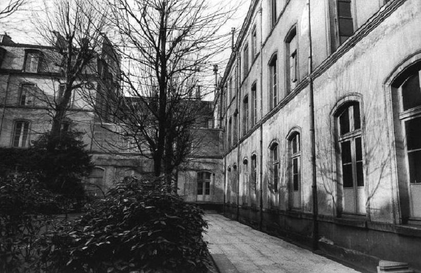 Atelier 35 rue de Sévres, Rene Burri