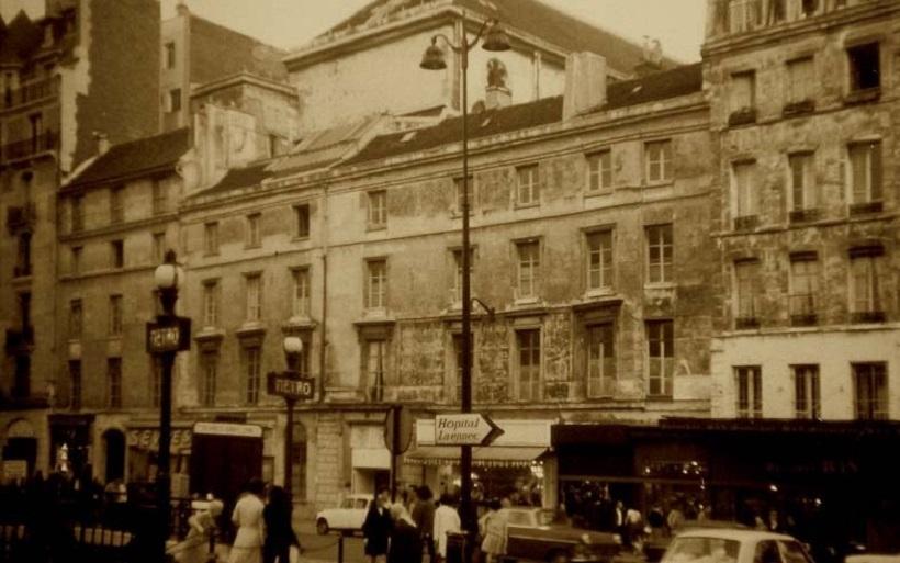 Rue de sevres 1950 Archivo St Ignace