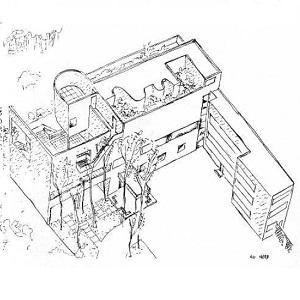 Le Corbusier, Villa Stein